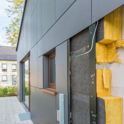MOB Menuiserie Agencement Design à Orange Dans Le Vaucluse Pool-house / Habillage Façade
