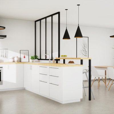 MOB Menuiserie Agencement Design à Orange Dans Le Vaucluse Cuisines