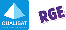 MOB Menuiserie Agencement Design à Orange dans le Vaucluse est certifié QUALIBAT et RGE
