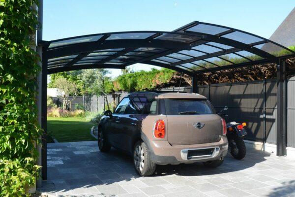 MOB Menuiserie Agencement Design à Orange dans le Vaucluse Carports