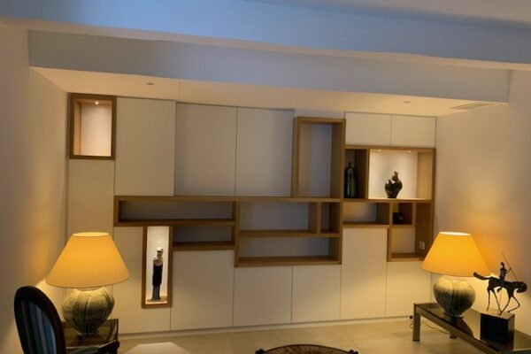 MOB Menuiserie Agencement Design à Orange dans le Vaucluse mobilier sur mesure