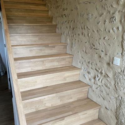 MOB Menuiserie Agencement Design à Orange Dans Le Vaucluse Escalier