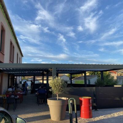 MOB Menuiserie Agencement Design à Orange Dans Le Vaucluse - Pergola